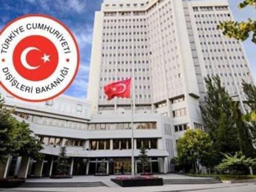 Türkiye'den Pakistan'daki saldırıya kınama