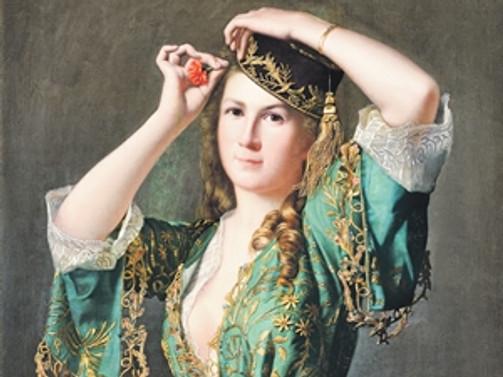 Özel koleksiyonlardan seçme Oryantalist tablolar