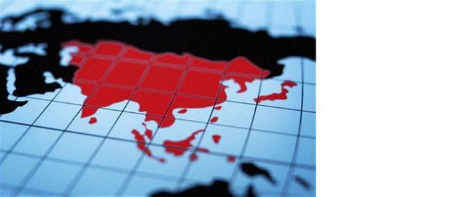 Asya Türkiye'nin ticari hedefinde