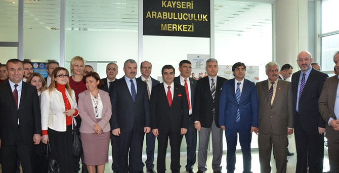 Pilot bölge seçilen Kayseri'de Arabuluculuk Merkezi açıldı