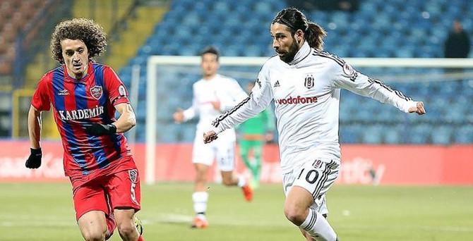 Beşiktaş kupada yaralandı