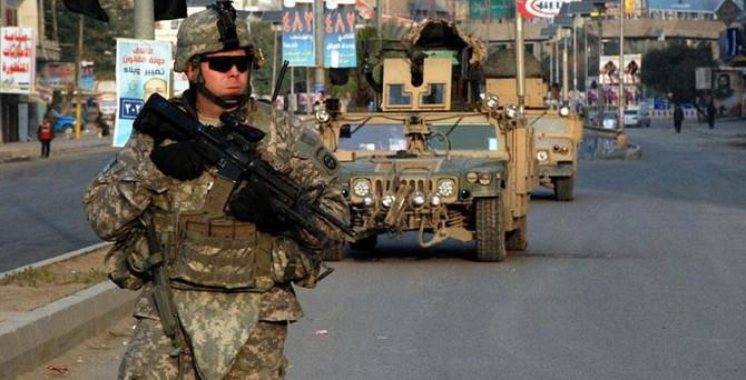 ABD Irak'taki asker sayısını artırıyor