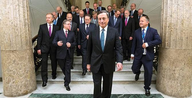 Avrupa Merkez Bankası toplanıyor