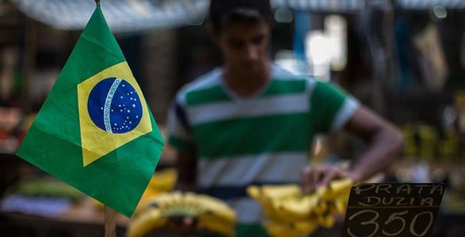 Brezilya faizi yüzde 14,25'te tuttu