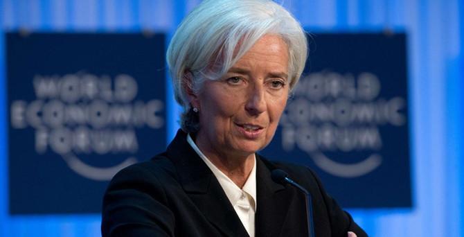 IMF'den Çin açıklaması
