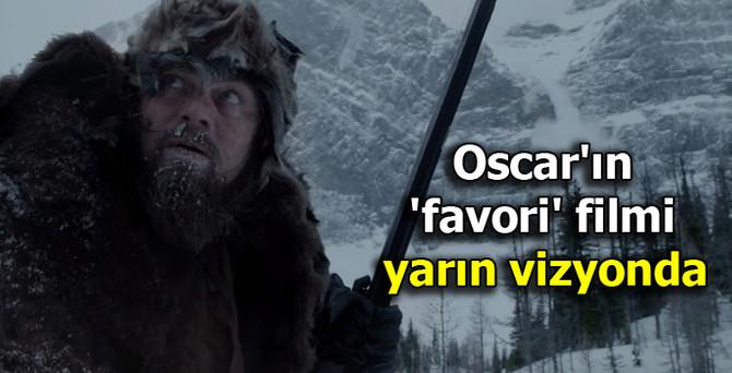 Oscar'ın favorisi yarın vizyona giriyor