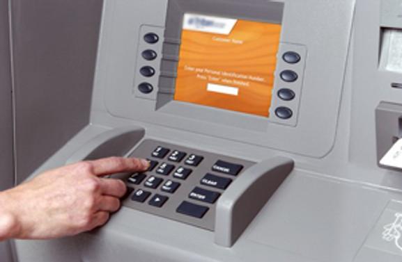 Yapı Kredi'den İzmir'e klavyeli ATM