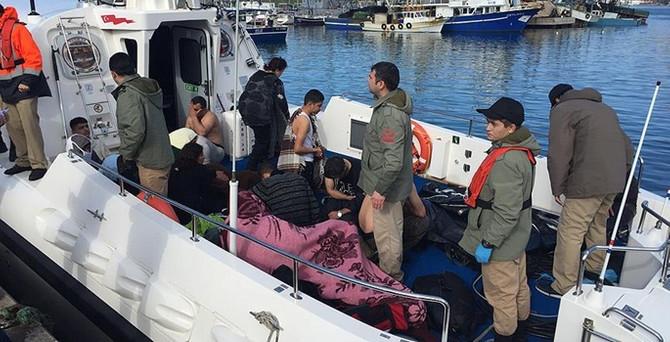 Sığınmacıları taşıyan tekne battı: 5 ölü