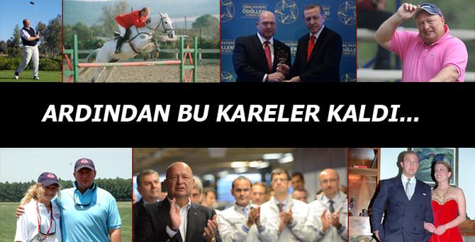 Fotoğraflarla Mustafa Koç