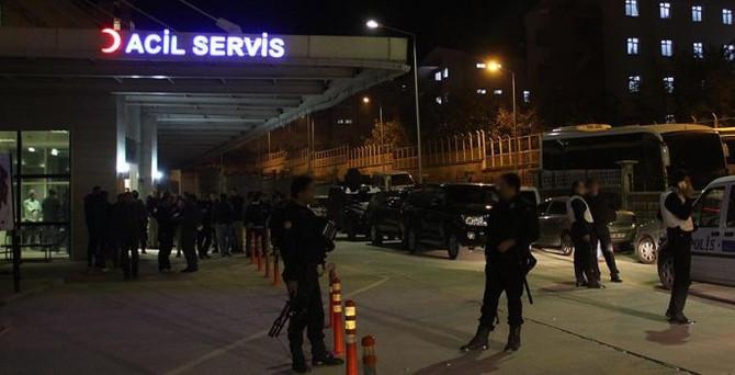 Nusaybin'de terör saldırısı: 10 yaralı