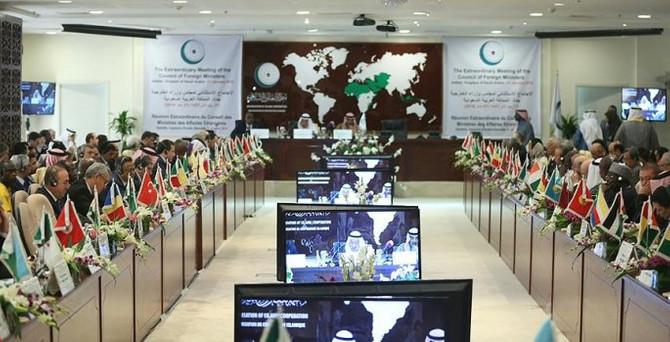 İİT'den İran'a kınama