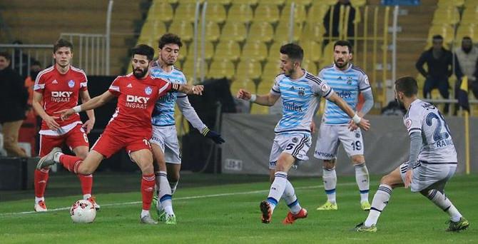 Fenerbahçe Markovic'le güldü