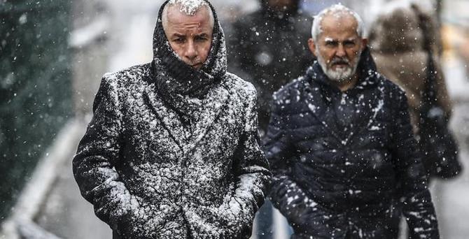 Meteorolojiden 'yoğun kar yağışı' uyarısı