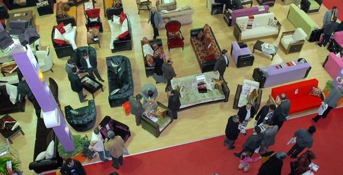 Bin İranlı işadamı Mobilya Fuarı için geliyor