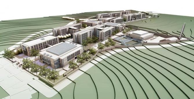 Türk-Alman Üniversitesi Kampüsünü TOKİ inşa edecek