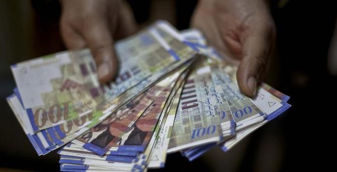 Gazze'de bin dolarları bulan 'sahte para'