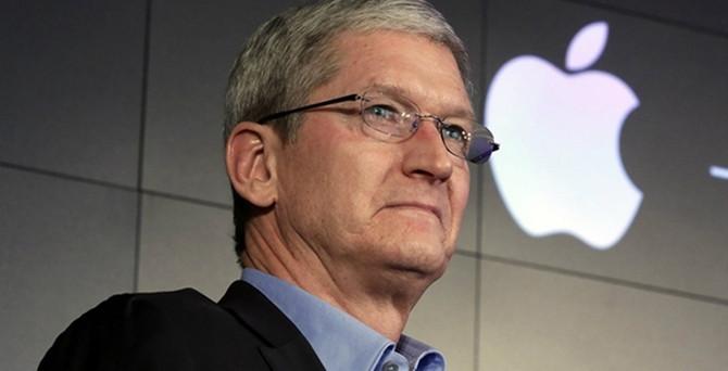 Apple'dan vergi borcuna karşı lobi