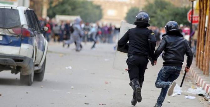 Tunus'ta sokağa çıkma yasağı