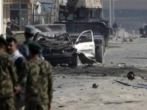 Afganistan'da patlama: 3 ölü, 13 yaralı