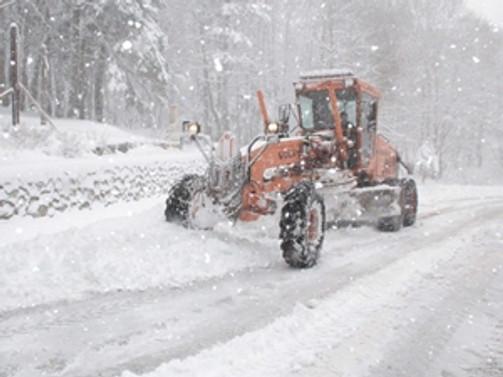 Üç bölge için 'yoğun kar yağışı' uyarısı