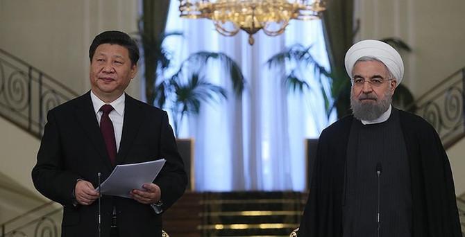 Çin ile İran'dan tarihi anlaşma