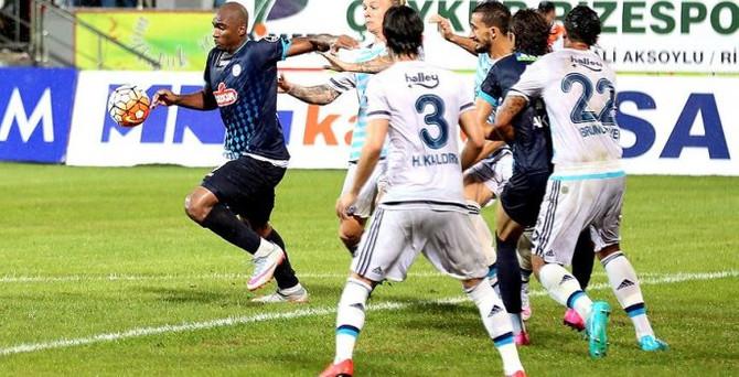 Fenerbahçe ile Çaykur Rizespor 32'inci randevuda