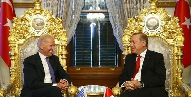 Erdoğan-Biden görüşmesi 2,5 saat sürdü