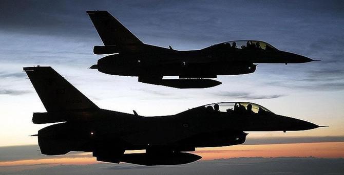Afganistan'da IŞİD'e yönelik hava saldırıları: 16 ölü