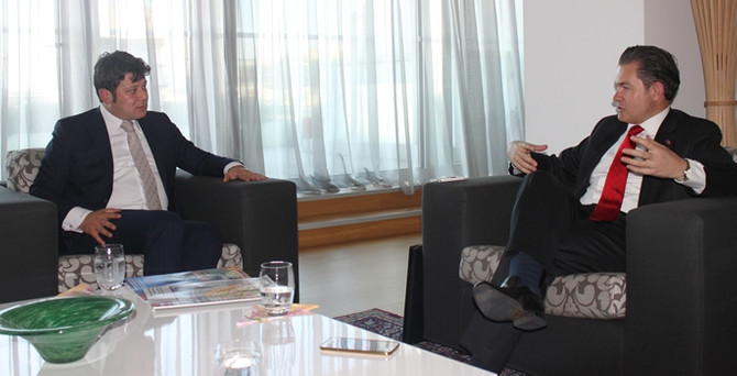 'Yeni konut projelerimiz Türk firmaları için fırsattır'