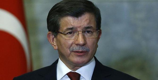 Davutoğlu'ndan Nihat Özdemir'e taziye telefonu