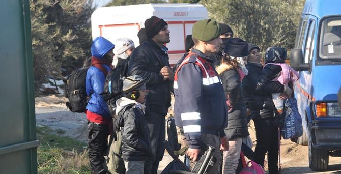 Çanakkale'de 68 kaçak yakalandı