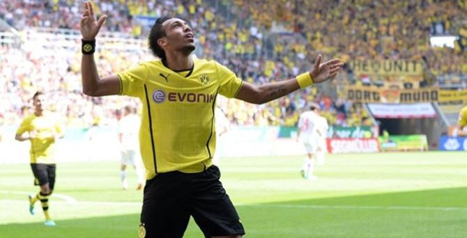 Dortmund, Aubameyang'ı göndermiyor