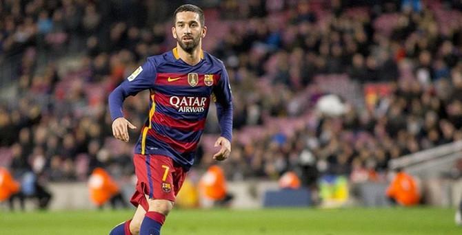 Barcelona'da Arda antrenmana çıkmadı