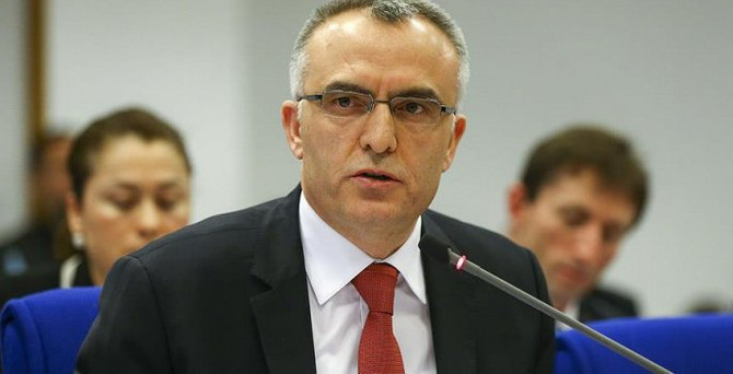 Maliye Bakanı Ağbal: Kamu maliyesinde şeffaflık güçlendirildi