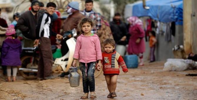 Suriyeli çocuk sığınmacı sayısı artıyor