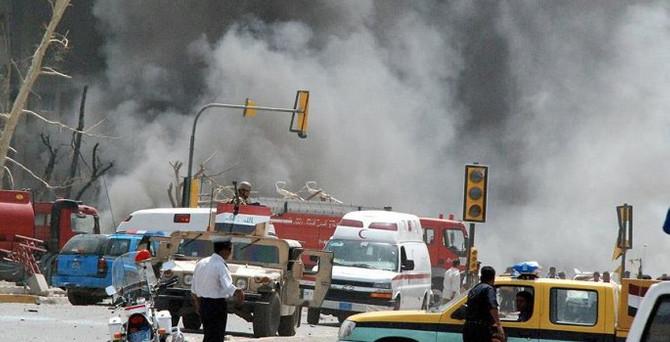 Bağdat'ta bombalı saldırılar: 7 ölü, 21 yaralı