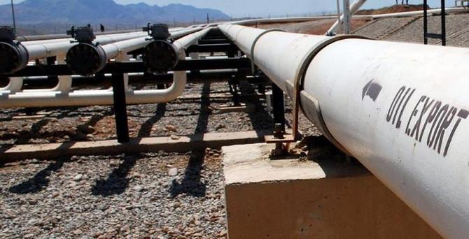 Irak'tan Türkiye'ye rekor petrol sevkiyatı