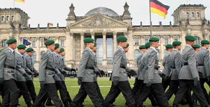 Almanya'nın asker sayısı açıklandı