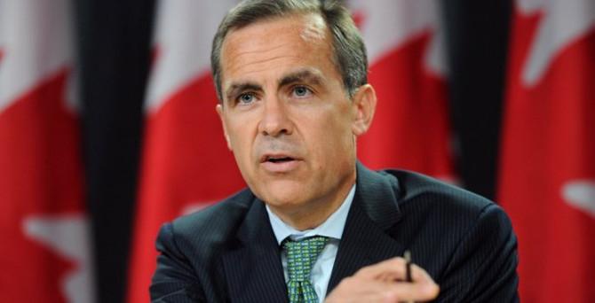 Carney: Riskler gelişmekte olan piyasalara kayıyor