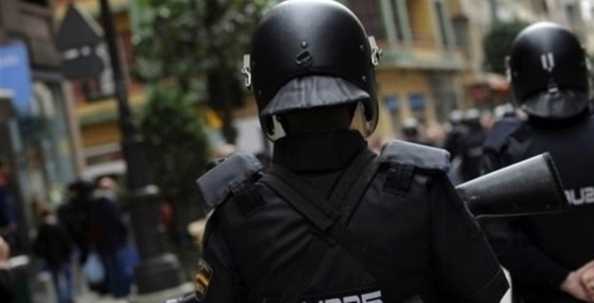 İspanya'da 9 PKK'lı tutuklandı