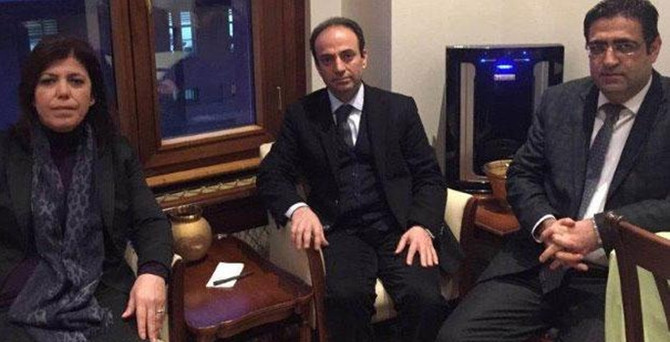 HDP'li vekiller açlık grevine başladı