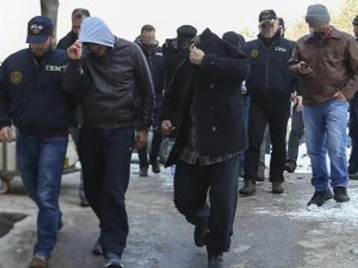 Ankara'da 7 IŞİD'li tutuklandı
