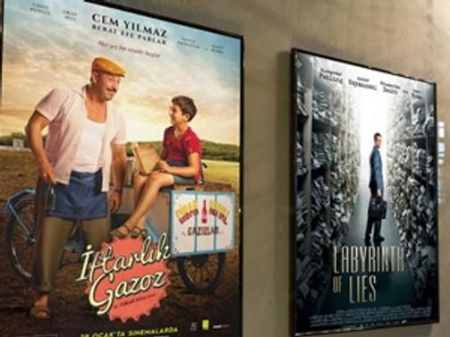 Vizyona bu hafta 5 film giriyor