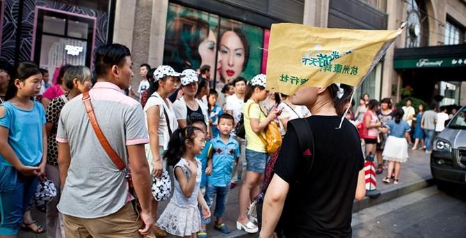 Çinliler yurt dışında 200 milyar dolar harcadı