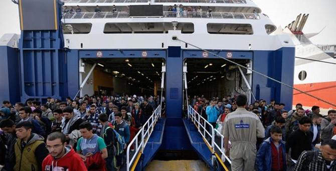 'Sığınmacılar Türkiye'ye geri gönderilsin'