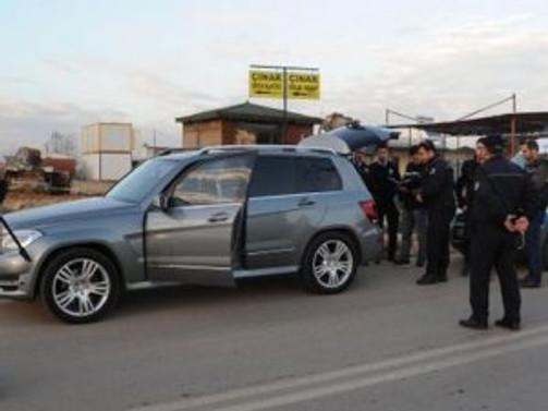 Antalya'da işadamına silahlı saldırı