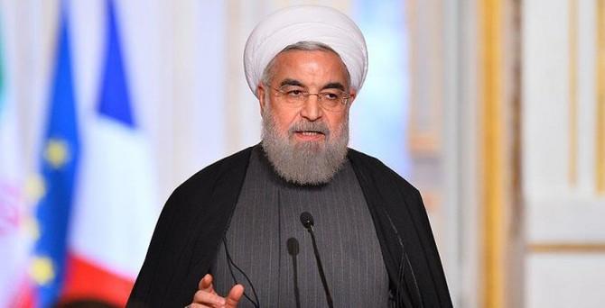 Ruhani'den 'Suudi Arabistan' açıklaması