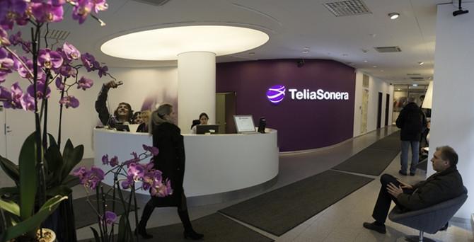 Teliasonera: Turkcell'in ilgisinin farkındayız
