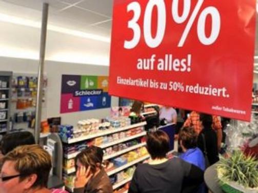 Euro Bölgesi tüketici fiyatları yüzde 0.4 arttı