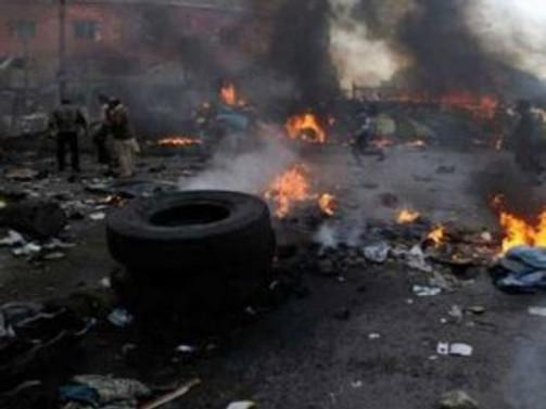 Nijerya'da çocuk bombacı dehşeti: 20 ölü
